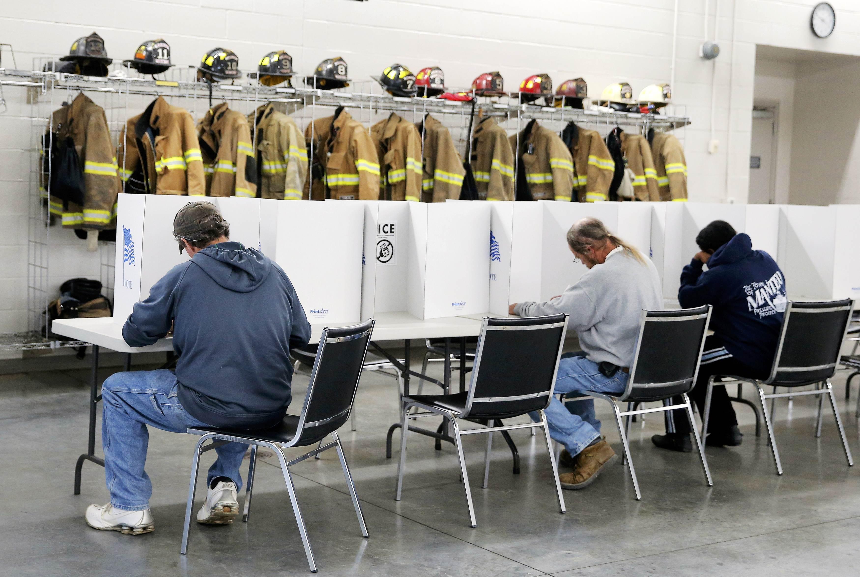 Из-за подгоревшего тоста сучастка вКалифорнии эвакуировали 200 избирателей