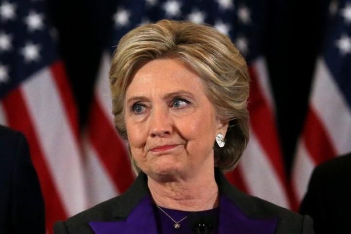 Клинтон отыскала спонтанного виновника своего проигрыша— Выборы вСША