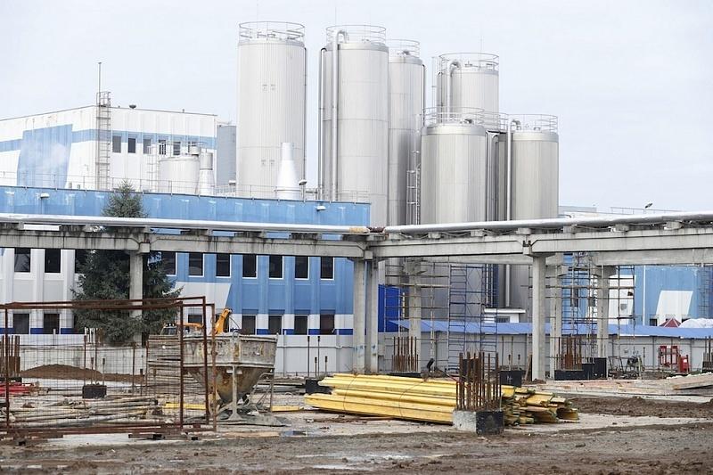 Завод попроизводству детского питания запустят вТимашевске