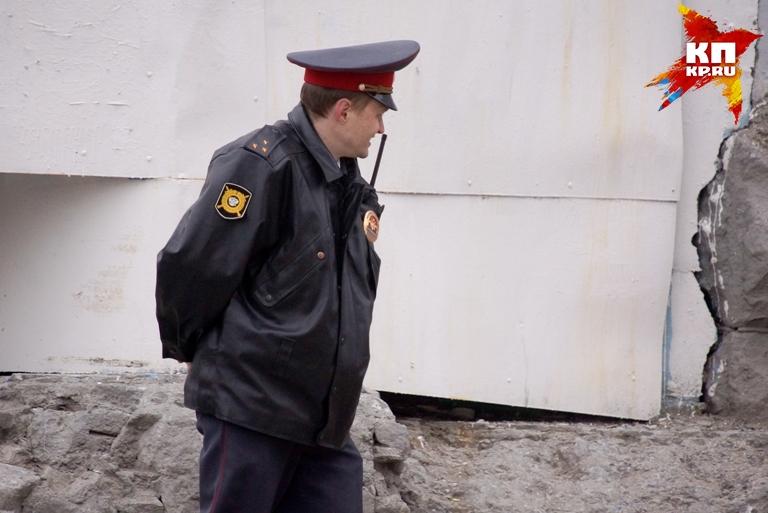 Милиция погорячим следам задержала екатеринбуржца, застрелившего соседа изобреза