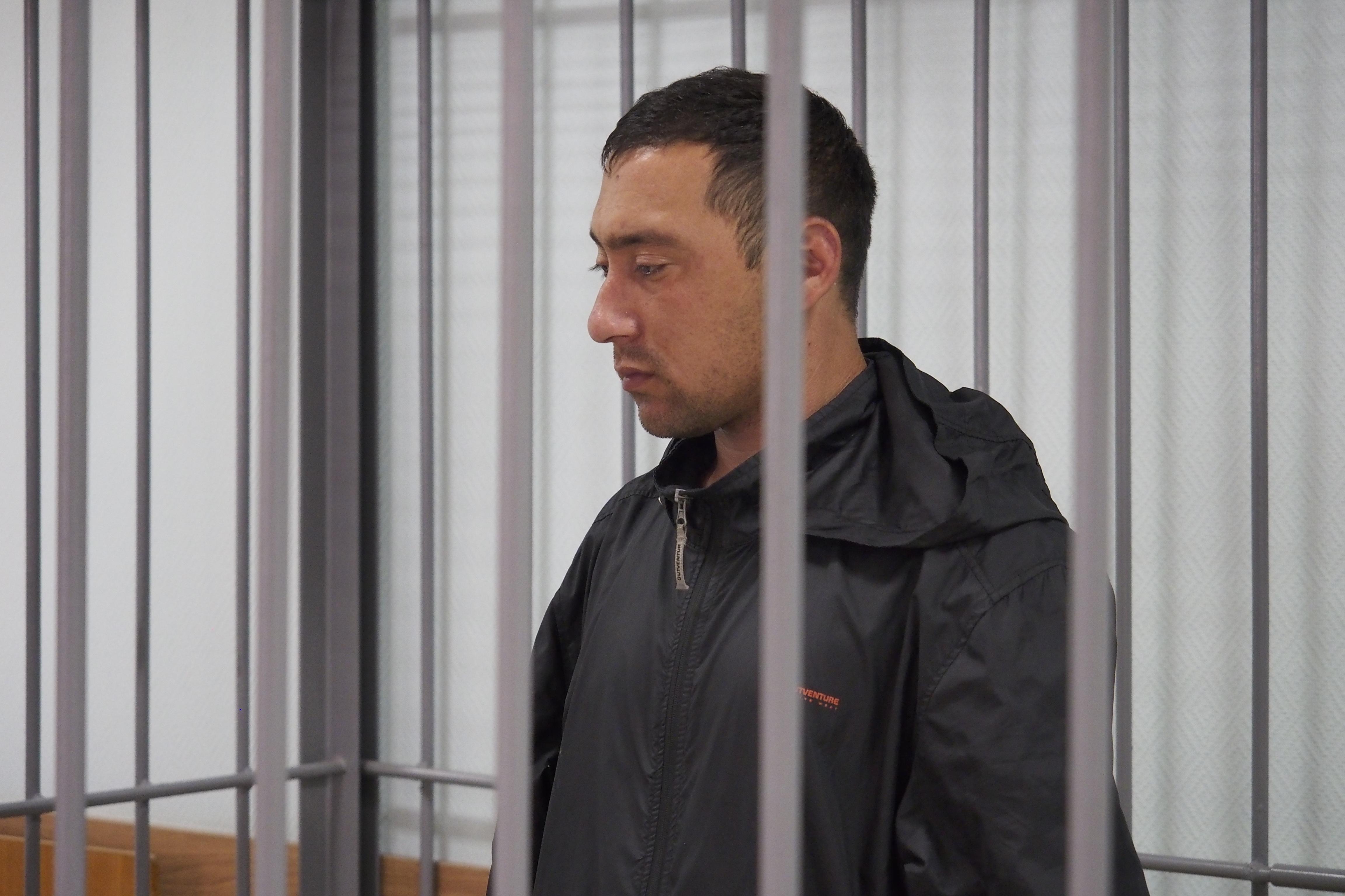 Шералиев обвинялся по четырем статьям