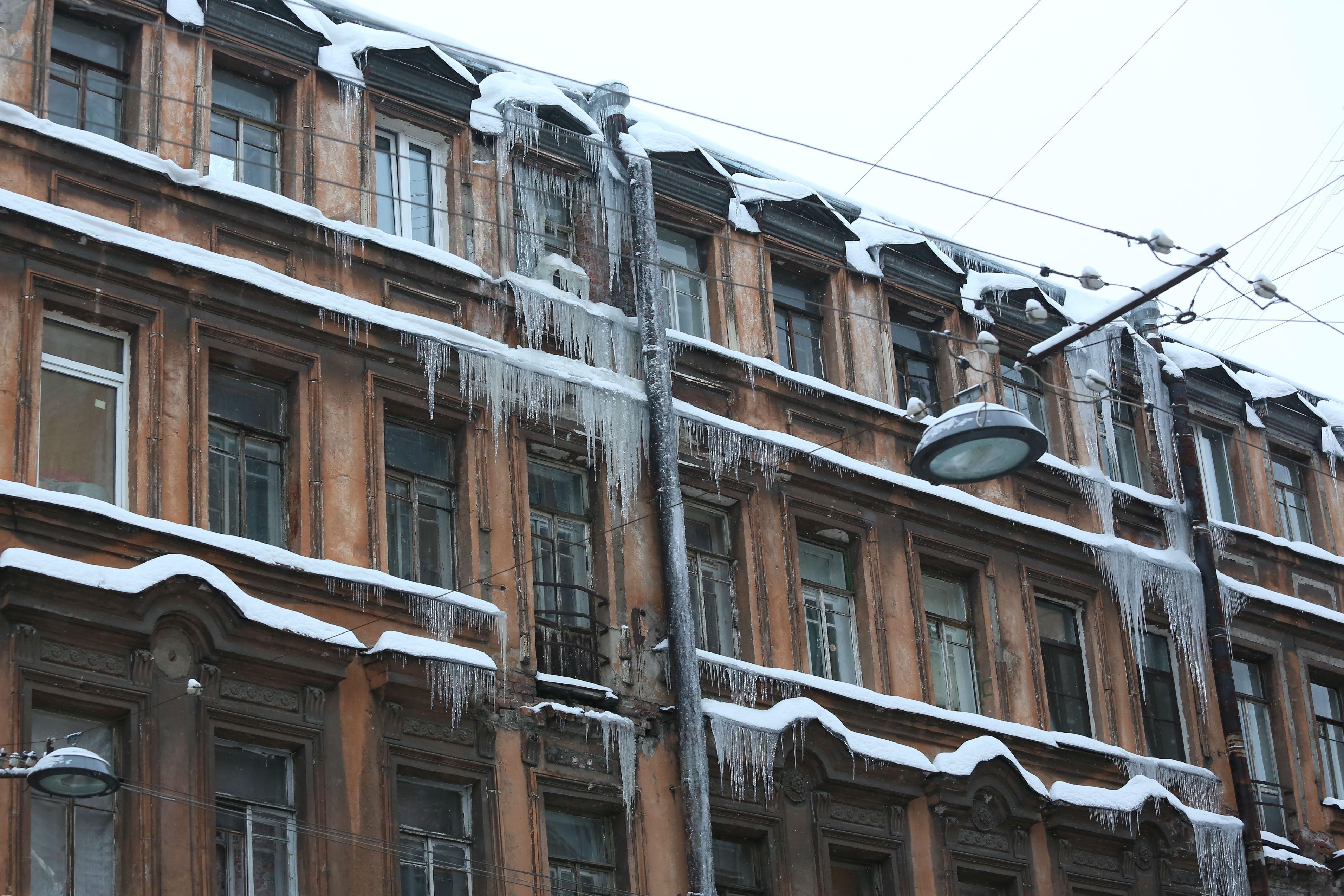 Нависшая над Петербургом опасность
