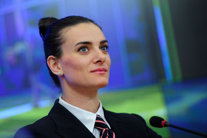 Елена Исинбаева откроет спортплощадку вдетдоме Новочеркасска