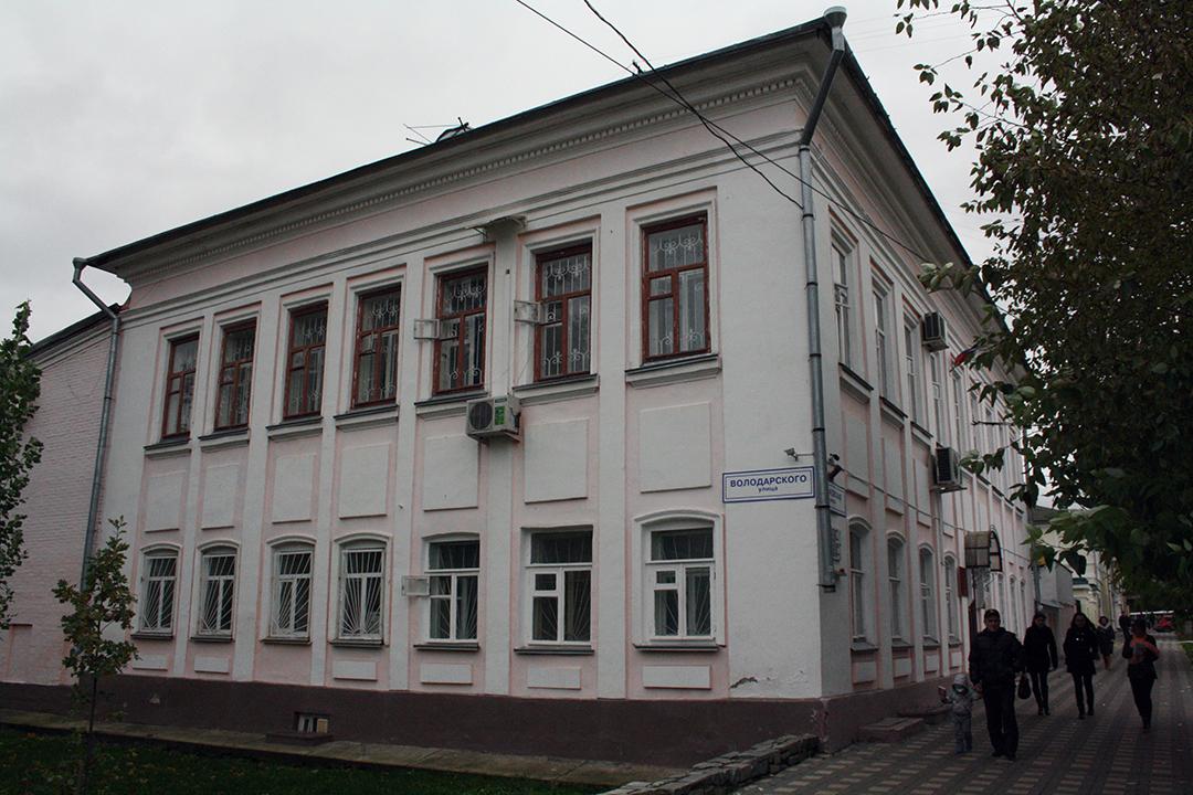Живший в доме друг Пушкина Павел Яковлев зарисовал интерьер комнаты, в которой жил. Впоследствии его опубликовали в журнале «Хлыновский наблюдатель».