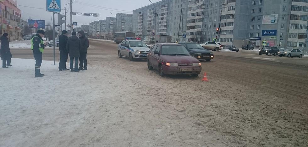 Фото ГИБДД по Сыктывкару
