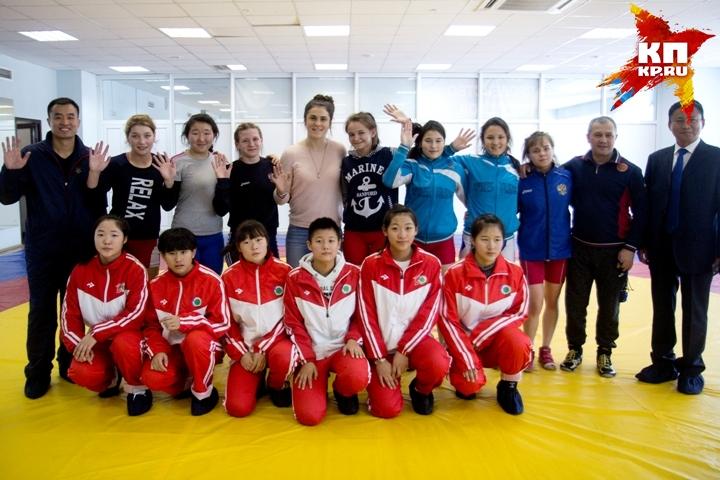 Наталья Воробьева приехала в Иркутск.