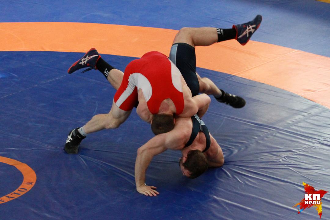 Турнир по греко-римской борьбе памяти Кишицкого прошел в Барнауле