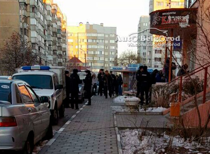 Женщине перерезали горло вБелгороде из-за выручки вмагазине