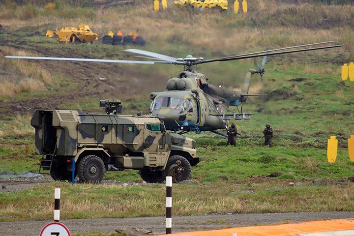 Латвия постоянно заявляет, что военная активность России в приграничье вызывает у нее серьезные опасения.