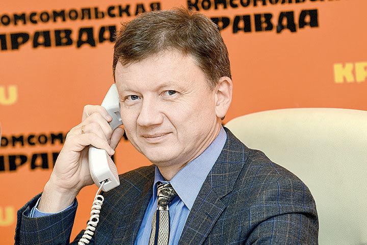 Сергей Львович Бранчевский.