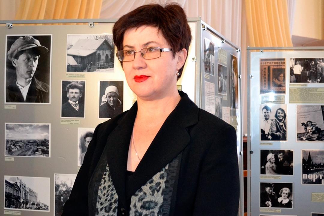Автор книги Елена Огнева