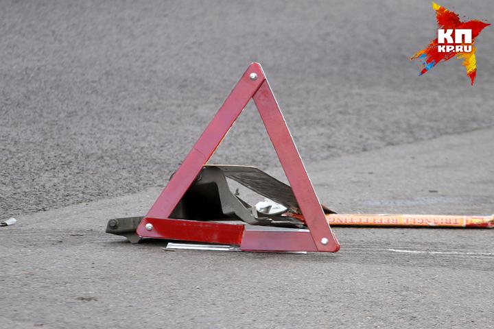 Набрянской трассе перевернулась «Лада»: умер шофёр