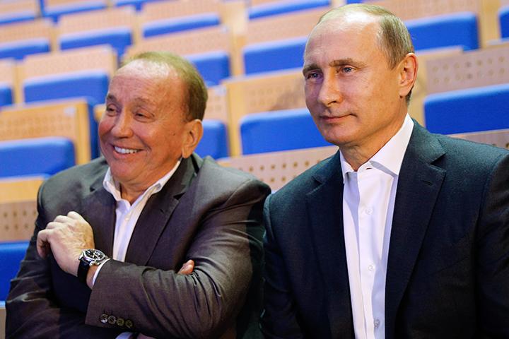 По традиции почетным гостем юбилейного шоу станет Президент России Владимир Путин. Фото: Виталий Невар/ТАСС