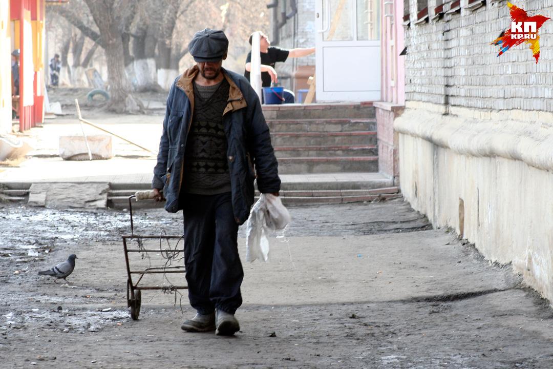 Можно ли убрать бомжей с барнаульских улиц?
