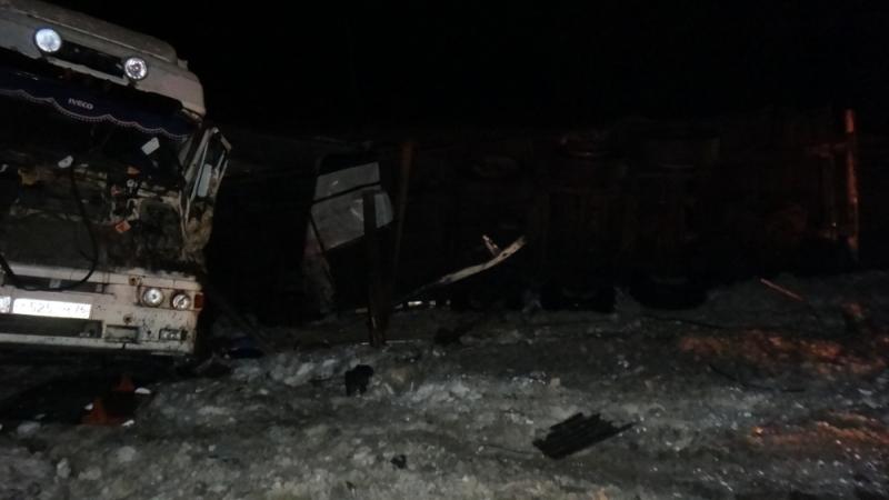 ВДТП под Ярославлем один человек умер, двое получили травмы