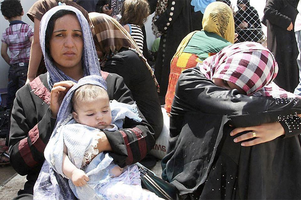 Подавляющее большинство беженцев заявили о своем желании остаться в Швеции навсегда. Фото: с сайта cdn1.pri.org