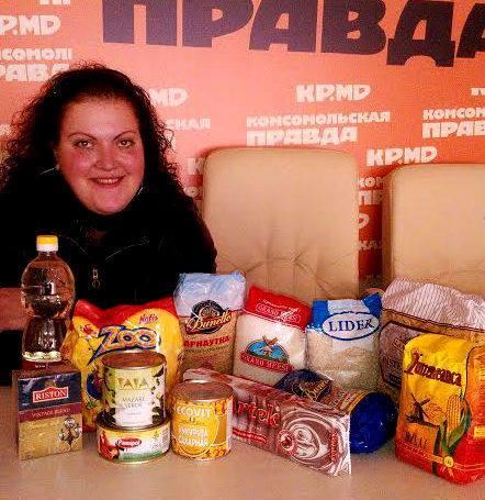 """Чуть больше года назад Диана выиграла в """"Комсомолке"""" в конкурсе на Фейсбуке"""