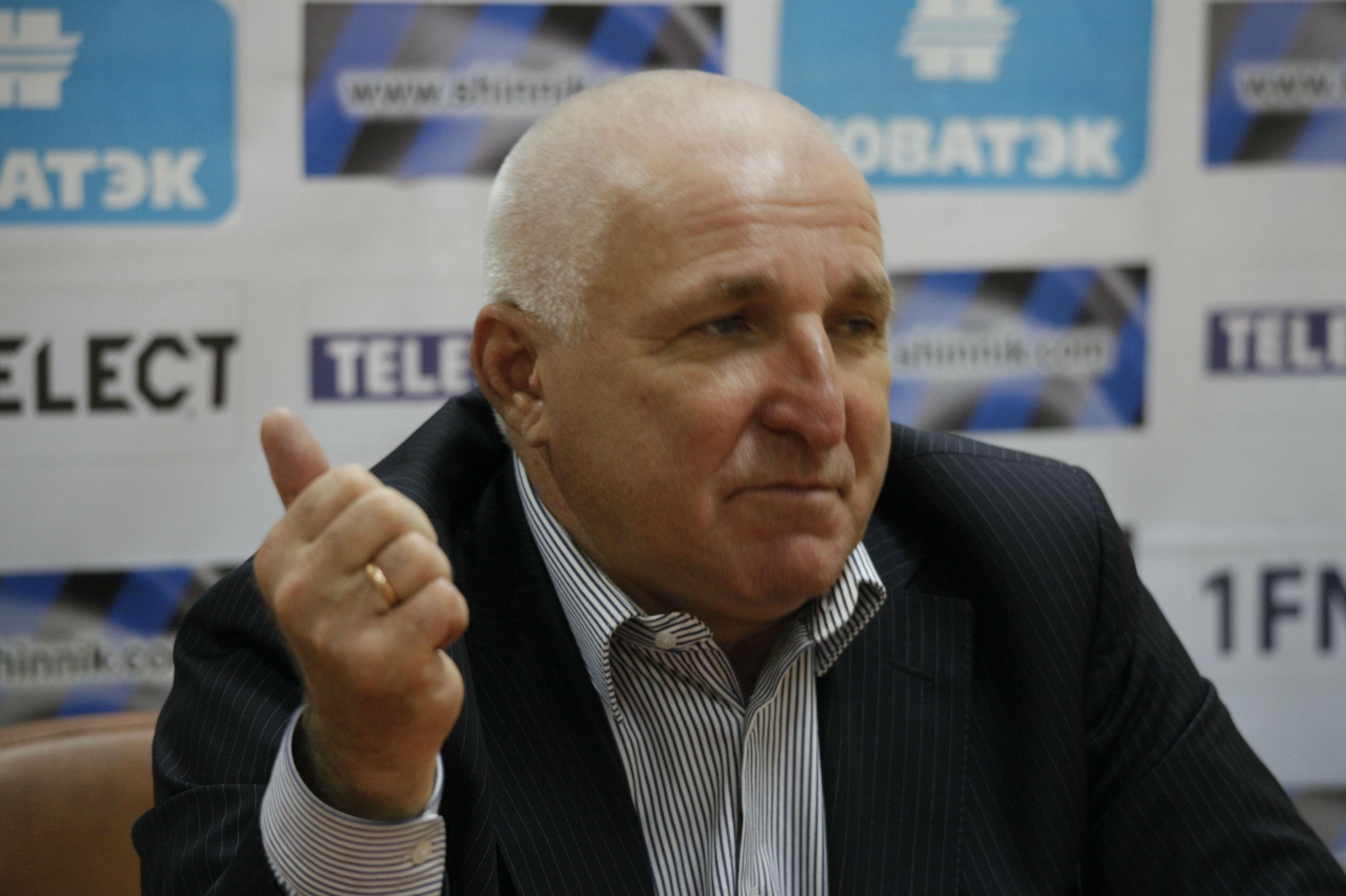 Александр Побегалов.