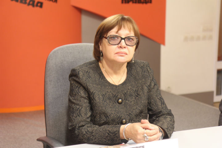 Ирина Коренева рассказала о передвижной выставке, посвященной Святителю.