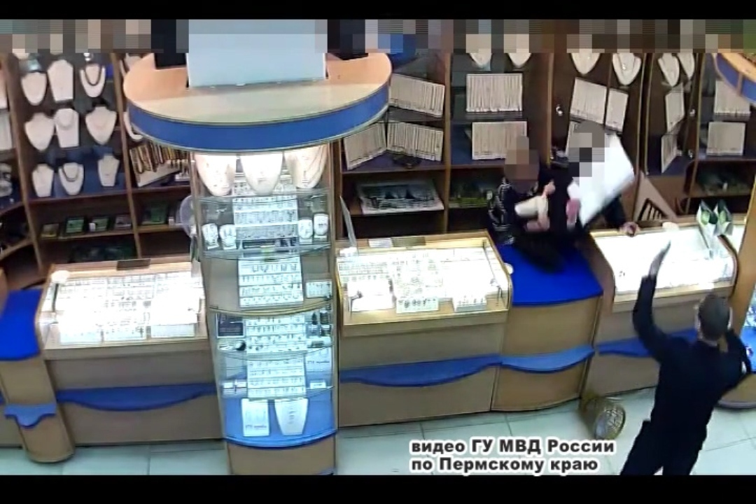 Фото: кадр из видео ГУ МВД по Пермскому краю.