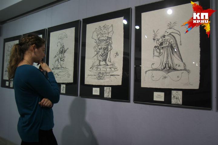Гравюру Сальвадора Дали продадут на аукционе в Иркутске за 400 тысяч рублей