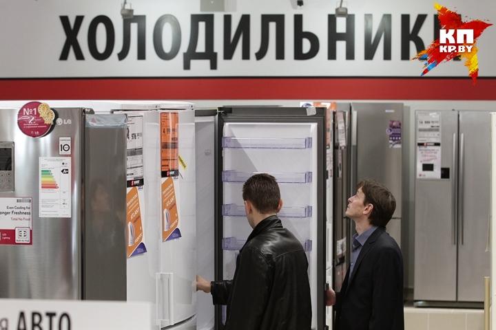 Продавцы импортной техники не спешат паниковать по поводу нового постановления. Фотография носит иллюстративный характер.