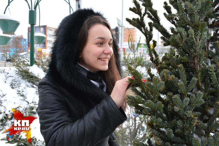 Когда открывать елочный базар, каждый из бизнесменов, заключивший договор с мэрией Новосибирска, решает сам.