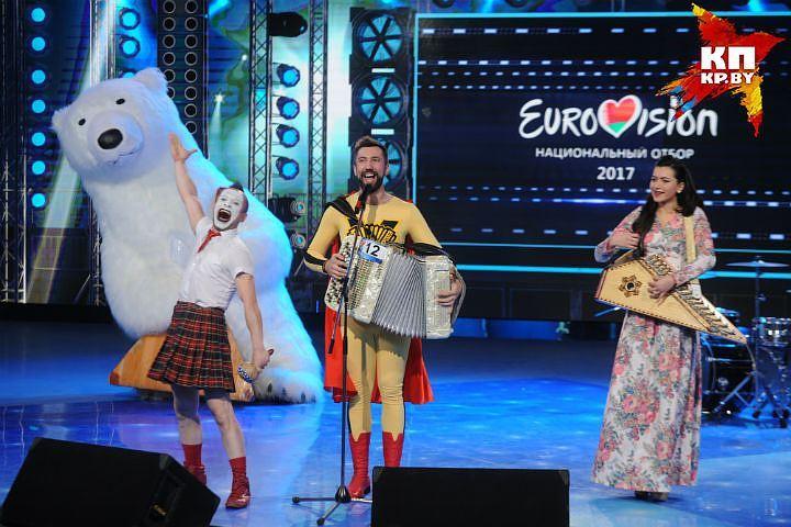 Шоумены Виталий Воронко и Вадик Ракета не прошли в финал - но их номер запомнился зрителям