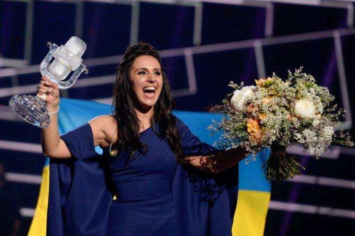 После победы Джамалы на «Евровидении-2016» следующей принимающей конкурс страной стала Украина