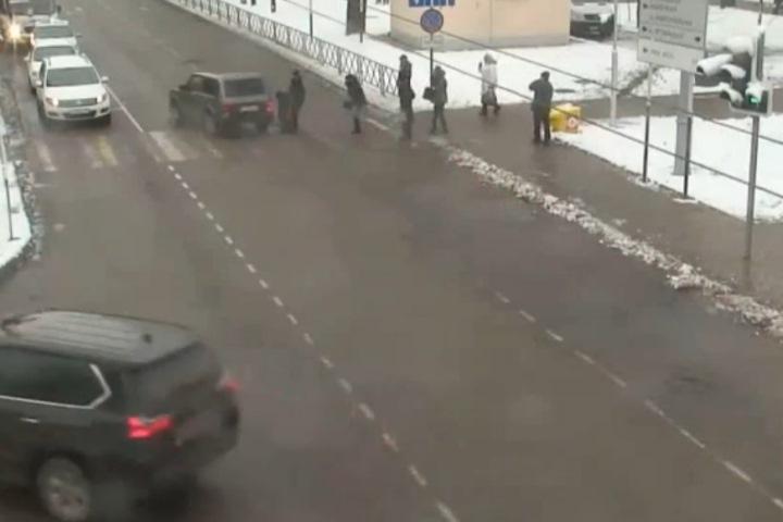 ВКраснодаре в итоге  ДТП пострадала 18-летняя девушка