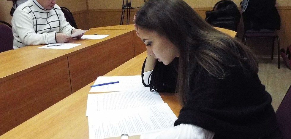 Каждый из экзаменующихся надеется получить русский паспорт