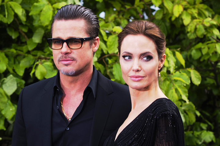 Брэд Питт иАнджелина Джоли договорились овстречах сдетьми