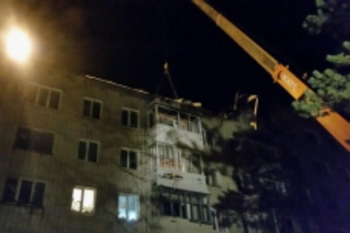 РежимЧС объявлен вСовгавани после взрыва газа вдоме