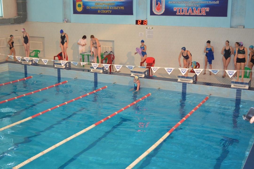 ВЛипецке состоялся Единый день плавания