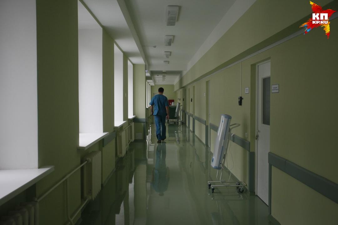 Впсковской клинике родня умершего отрака пациента избила женщину-врача