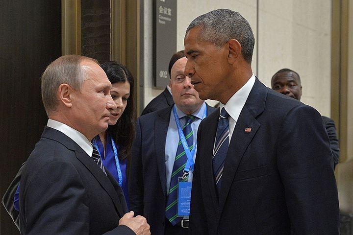Что говорил Обама Путину насаммите G20 встолице Китая