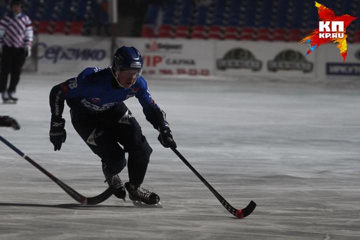 2-ая победа иркутских хоккеистов вматче с«Уральским трубником»