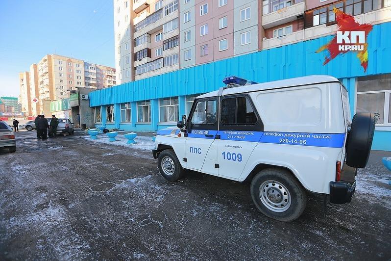 ВКрасноярске около школы найдено тело девушки