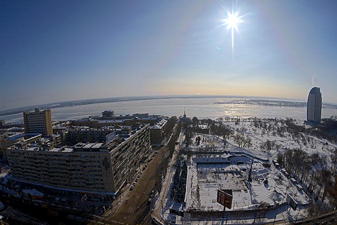 ВВолгоградской области объявлен режим повышенной готовности