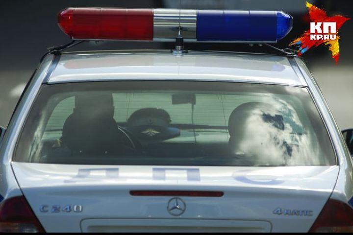 При столкновении 2-х авто вЕкатеринбурге пострадал ребенок