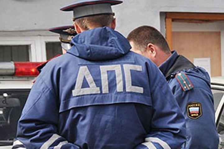 Шофёр «субару» устроил погоню сострельбой, сбил полицейского и исчез