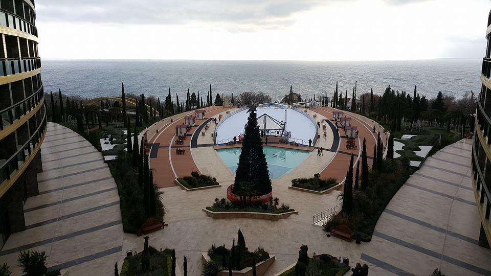 Крым влидерах турнаправлений, известных наНовый год