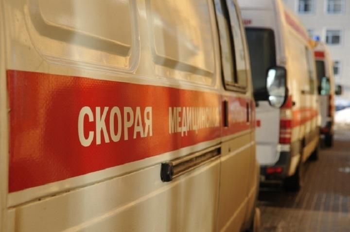 13-летняя школьница отравилась угарным газом впожаре вдоме наМожайского