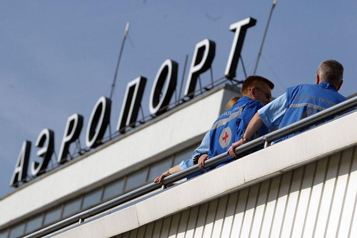 Открытие аэропорта Калининграда послеЧП слайнером перенесли на15.00