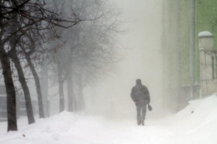 Снежную погоду прогнозируют на сегодня томские синоптики.