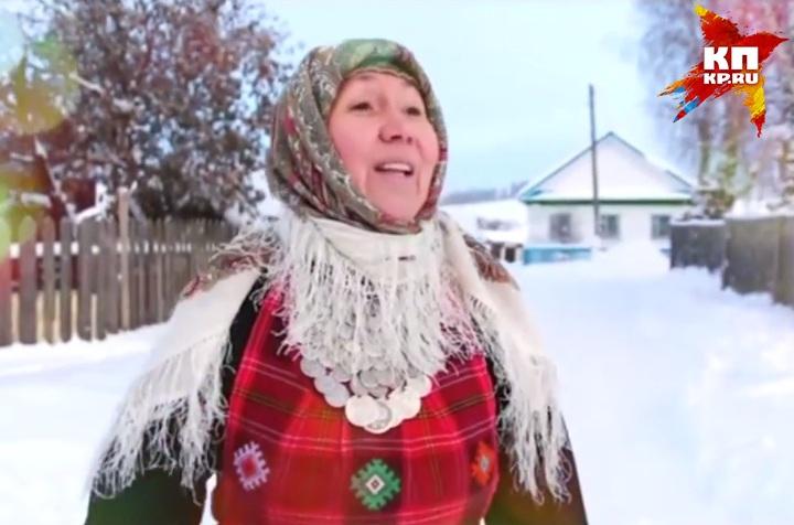Вглобальной сети опубликовали новогодний клип «Бабушек изБураново»