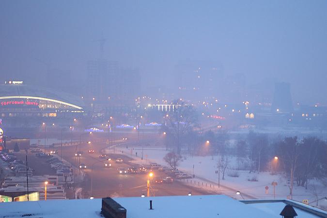 НМУ 1 степени опасности объявлены в Челябинске