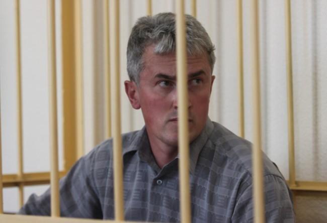Сергей Рязанов. Фото сделано в 2013-ом году.