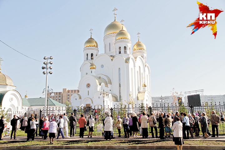 Красноярскому поджигателю храма угрожает до5 лет лишения свободы
