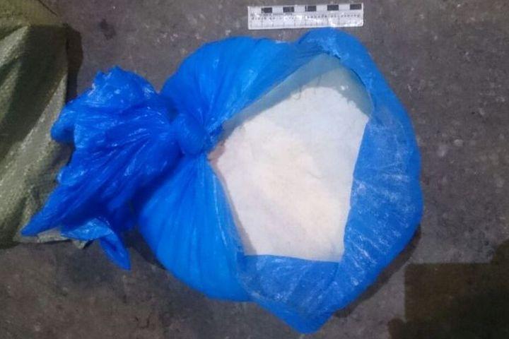 Полицейские отыскали  вНовосибирске тайник с22кг наркотиков